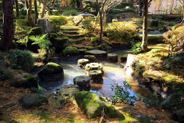 飯塚邸・庭園(秋幸苑)