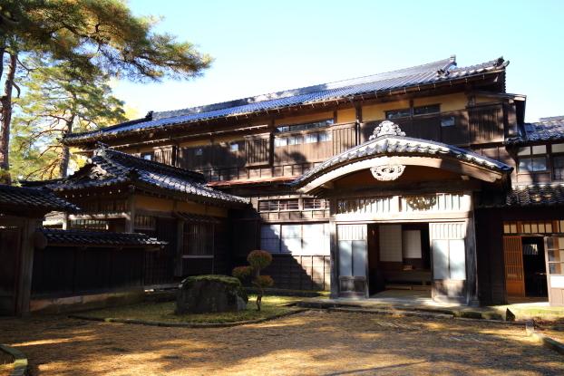 飯塚邸・座敷棟外観