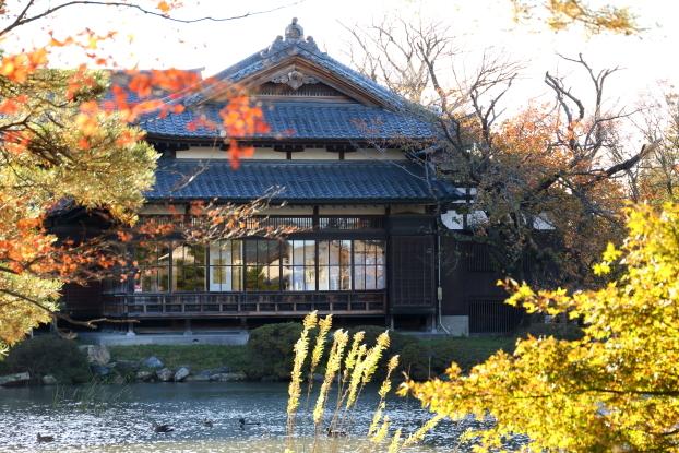 旧斉藤邸(孝順寺)・外観