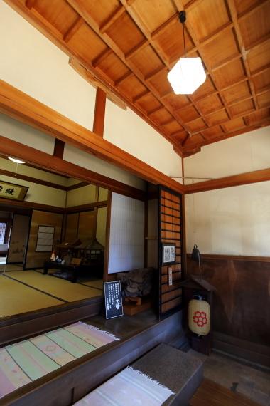 旧斉藤邸(孝順寺)・玄関