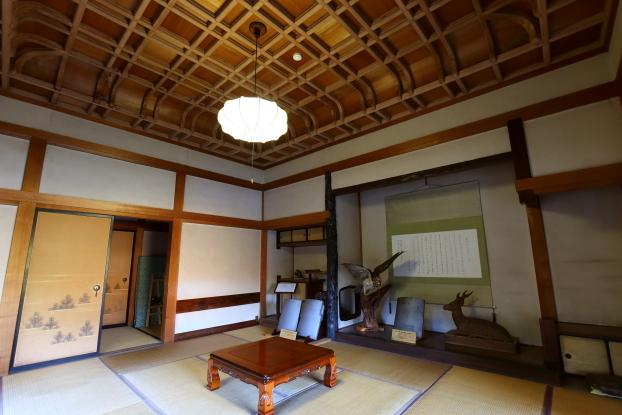 旧斉藤邸(孝順寺)・座敷