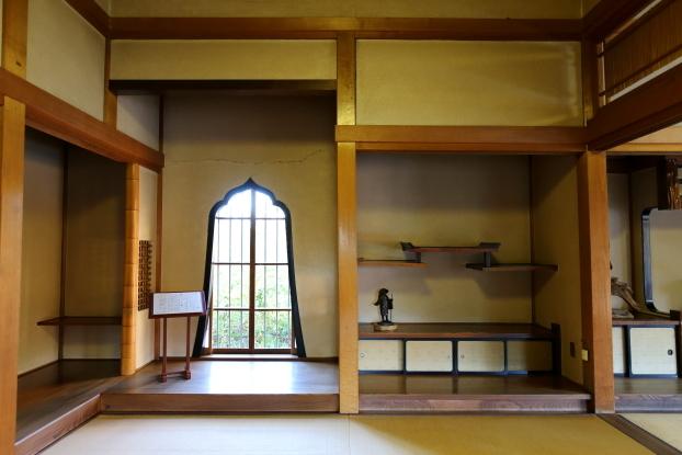 旧斉藤邸(孝順寺)・主人座敷