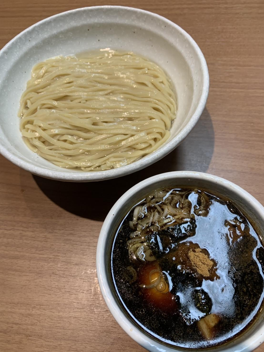 淡麗つけ麺