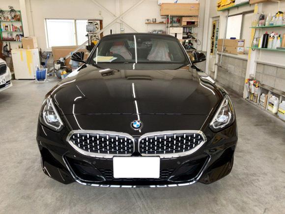 BMW Z4(G29)@正面