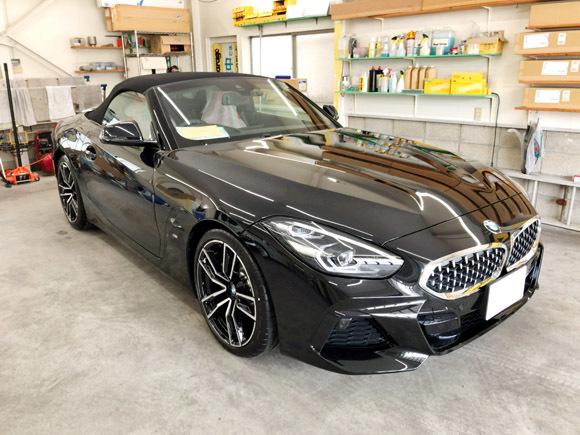 BMW Z4(G29)@斜め前