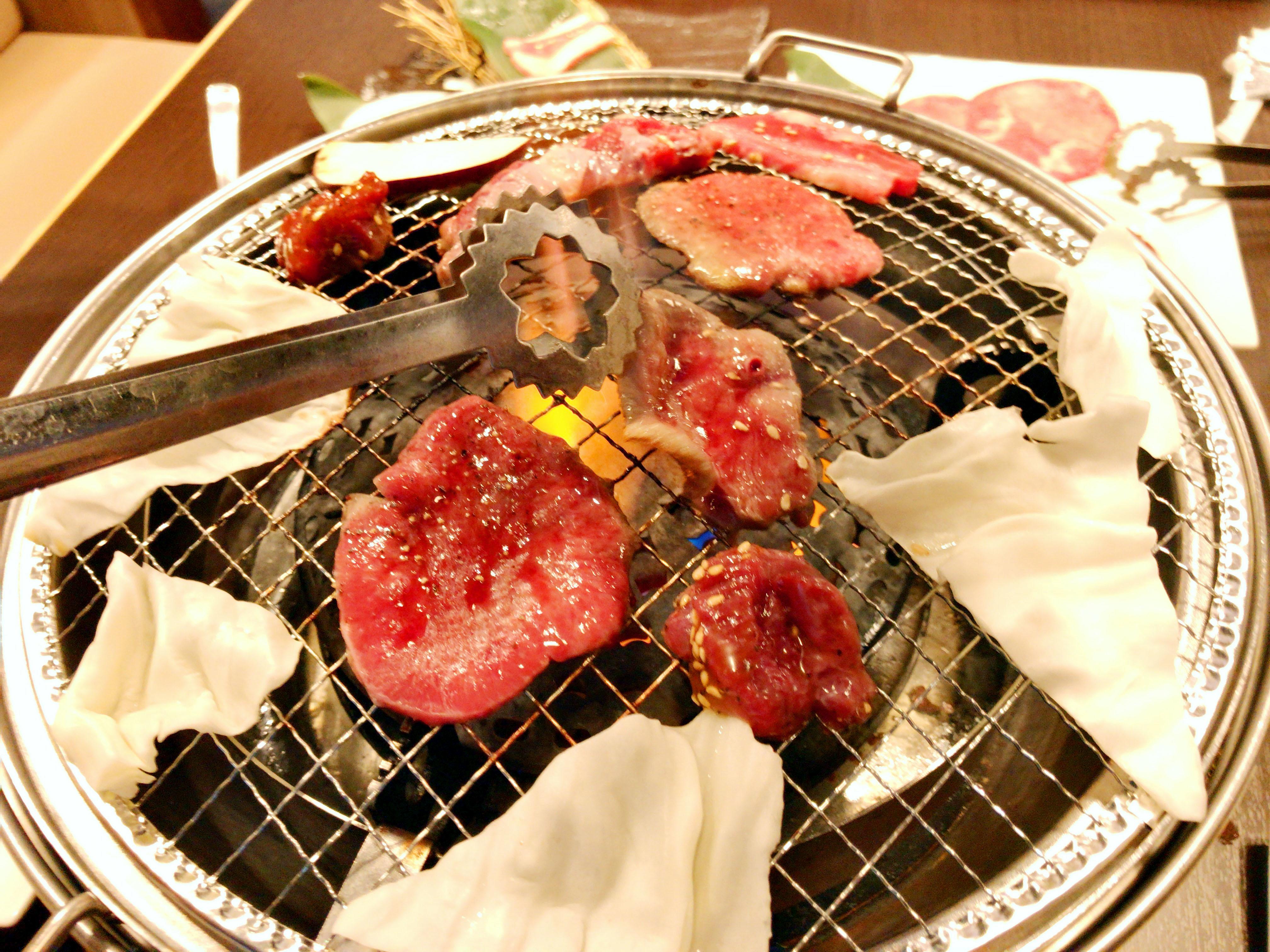焼き肉祭り