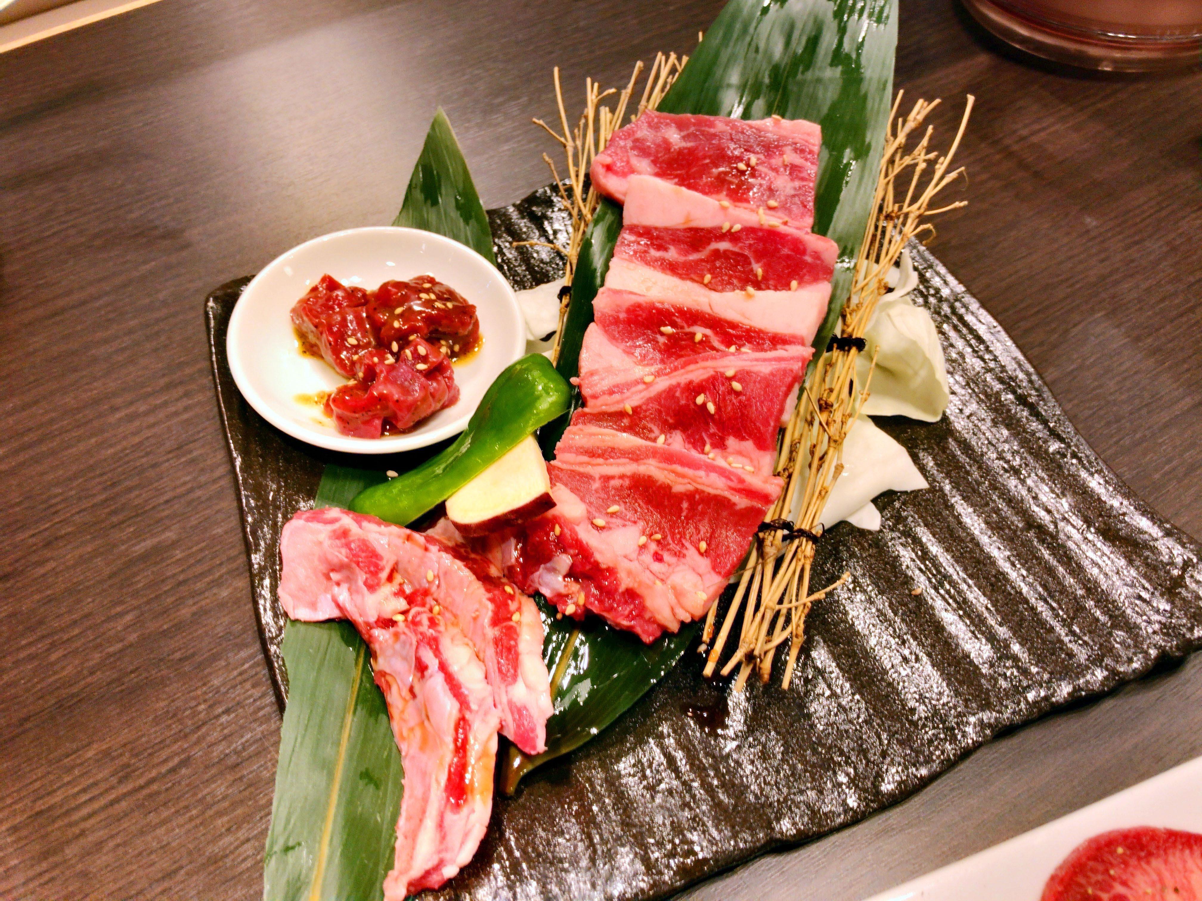 焼肉ランチ 999円-税