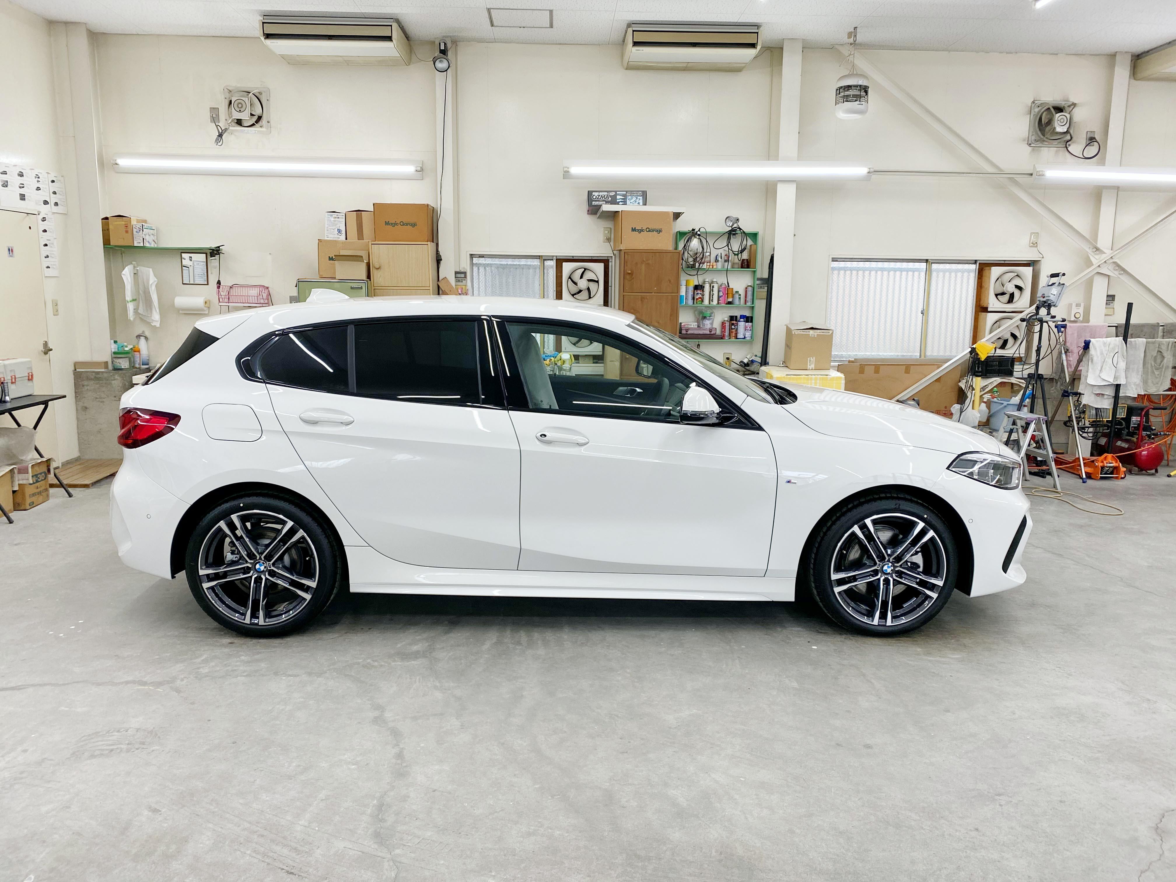 03 BMW 118i(F40)