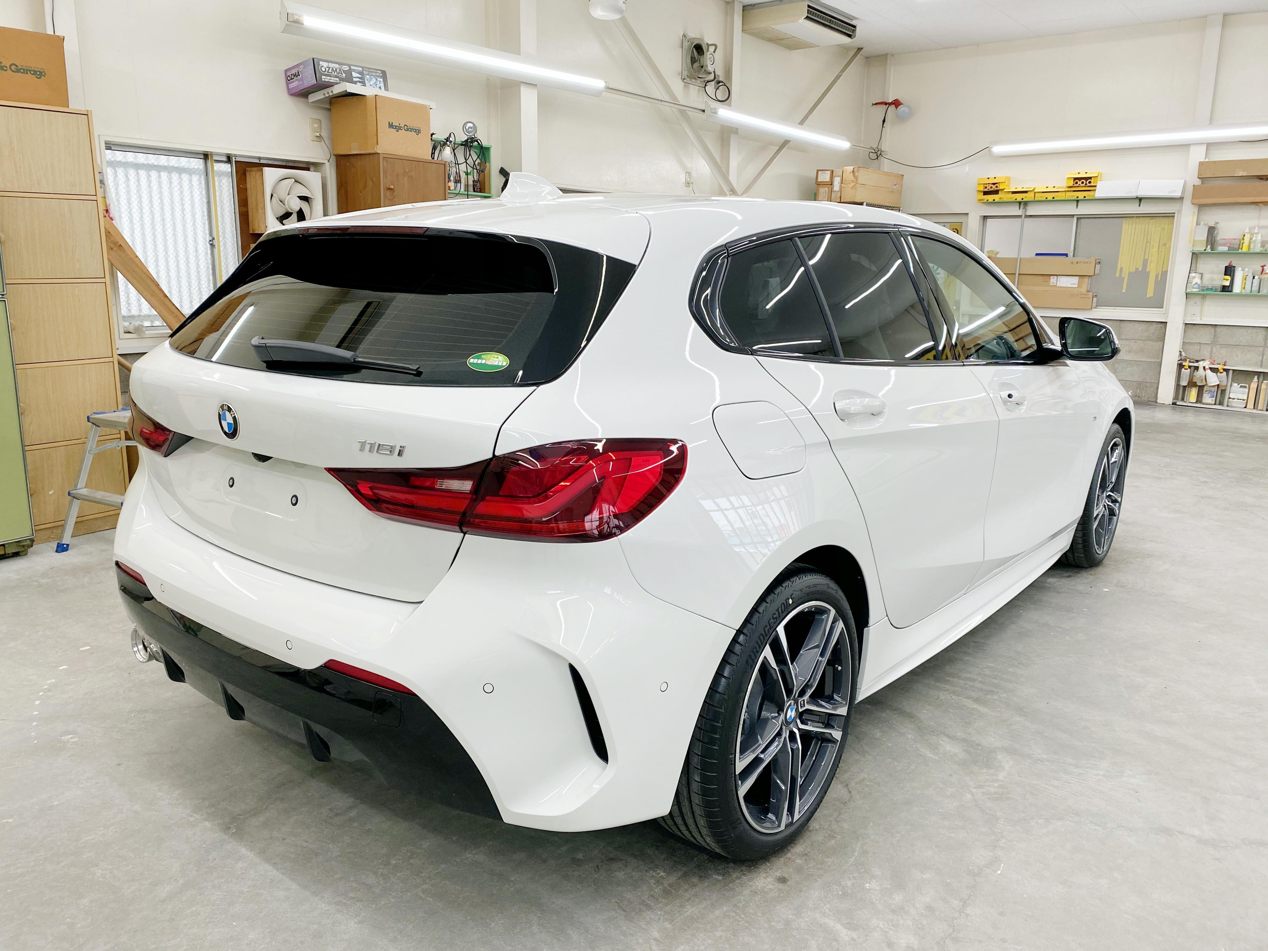 04 BMW 118i(F40)