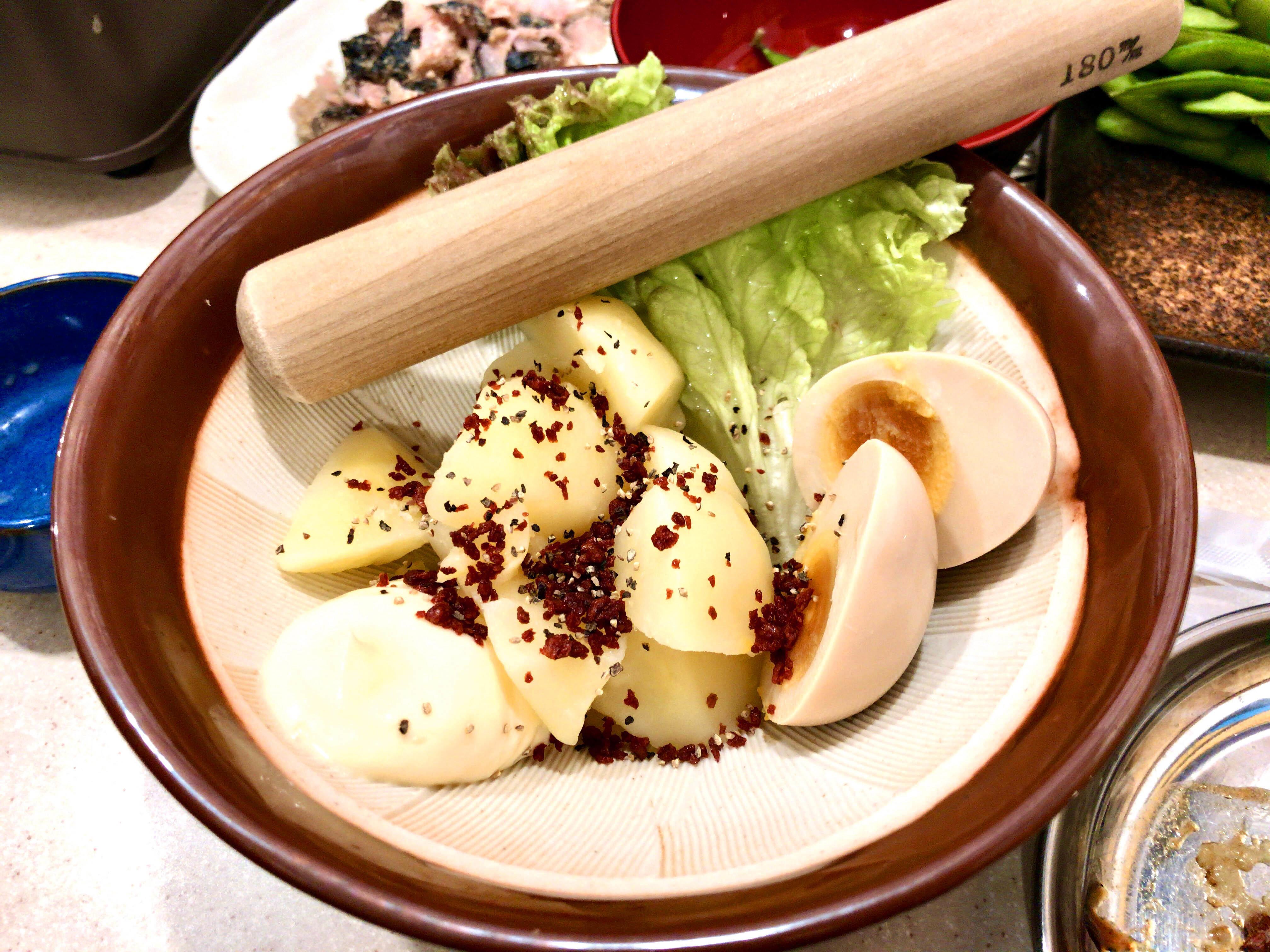 ポテトサラダ 430円