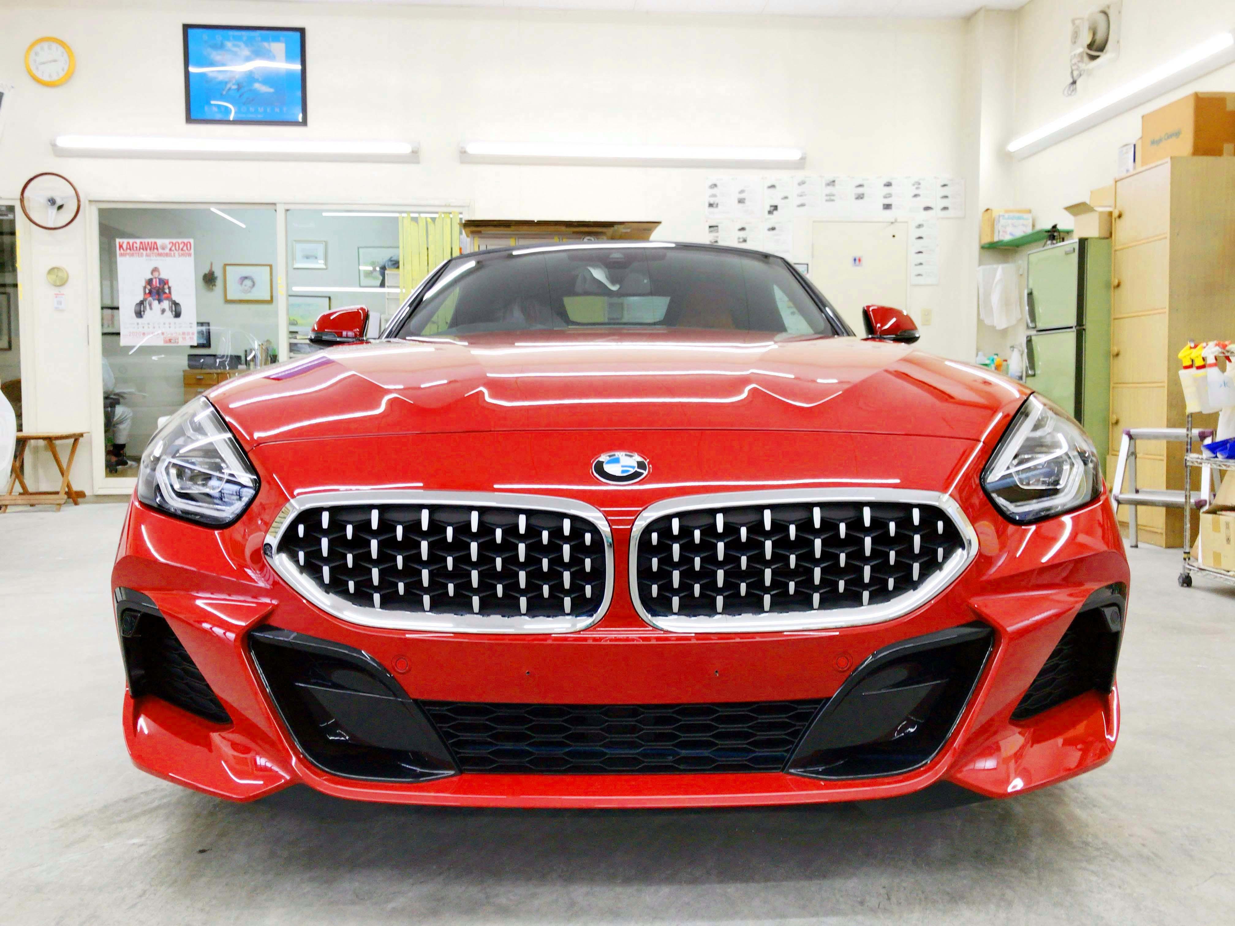 BMW Z4(G29)@スーパークリスタルガイア 01