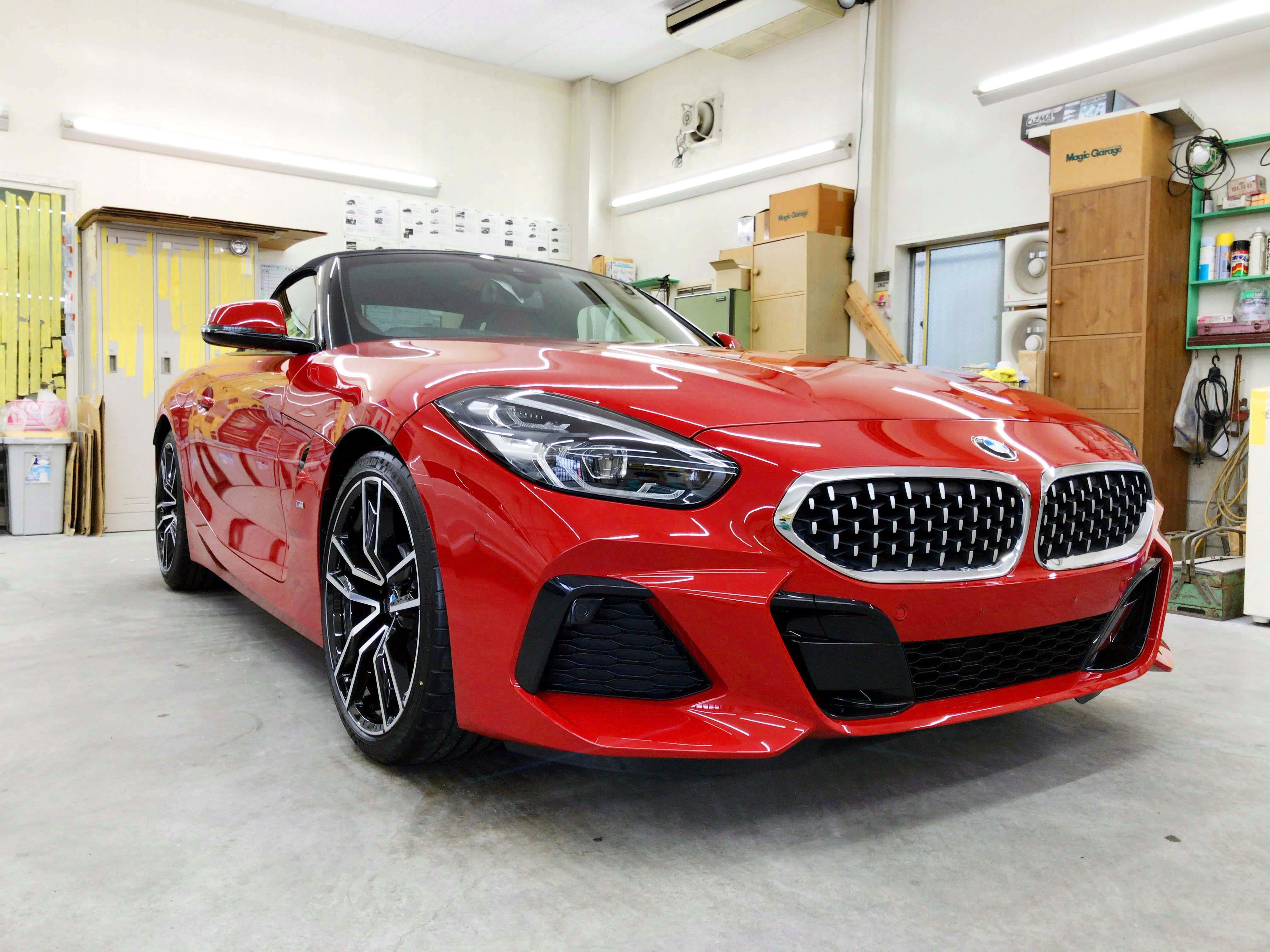 BMW Z4(G29)@スーパークリスタルガイア 02