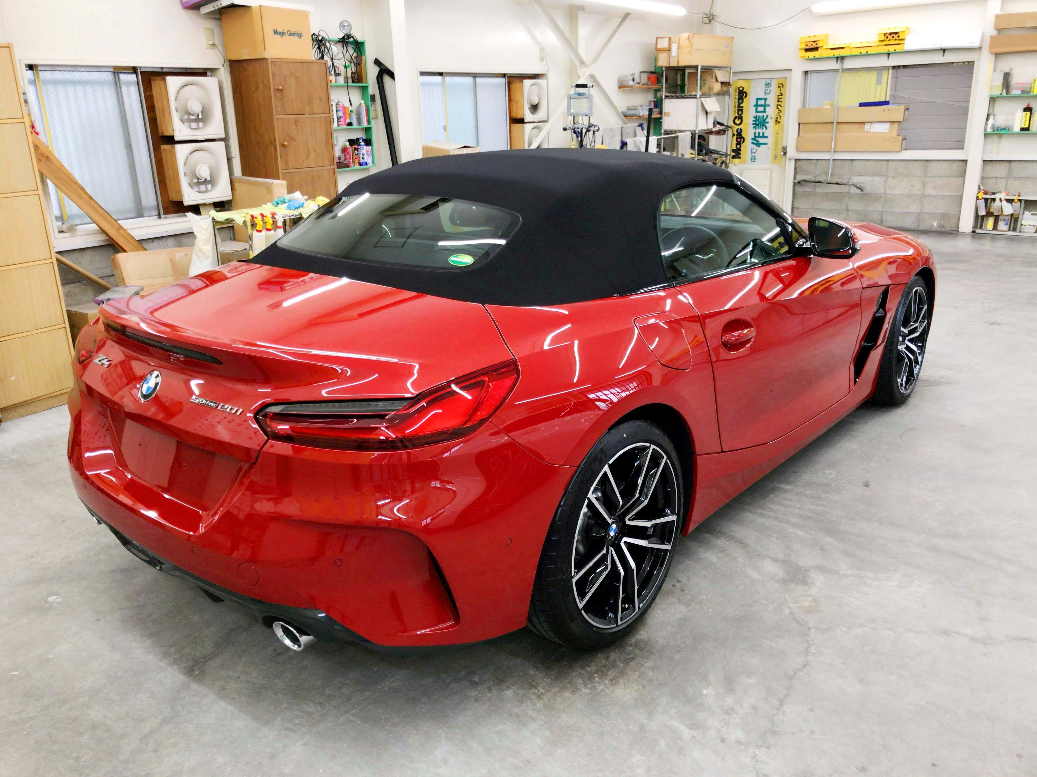 BMW Z4(G29)@スーパークリスタルガイア 03