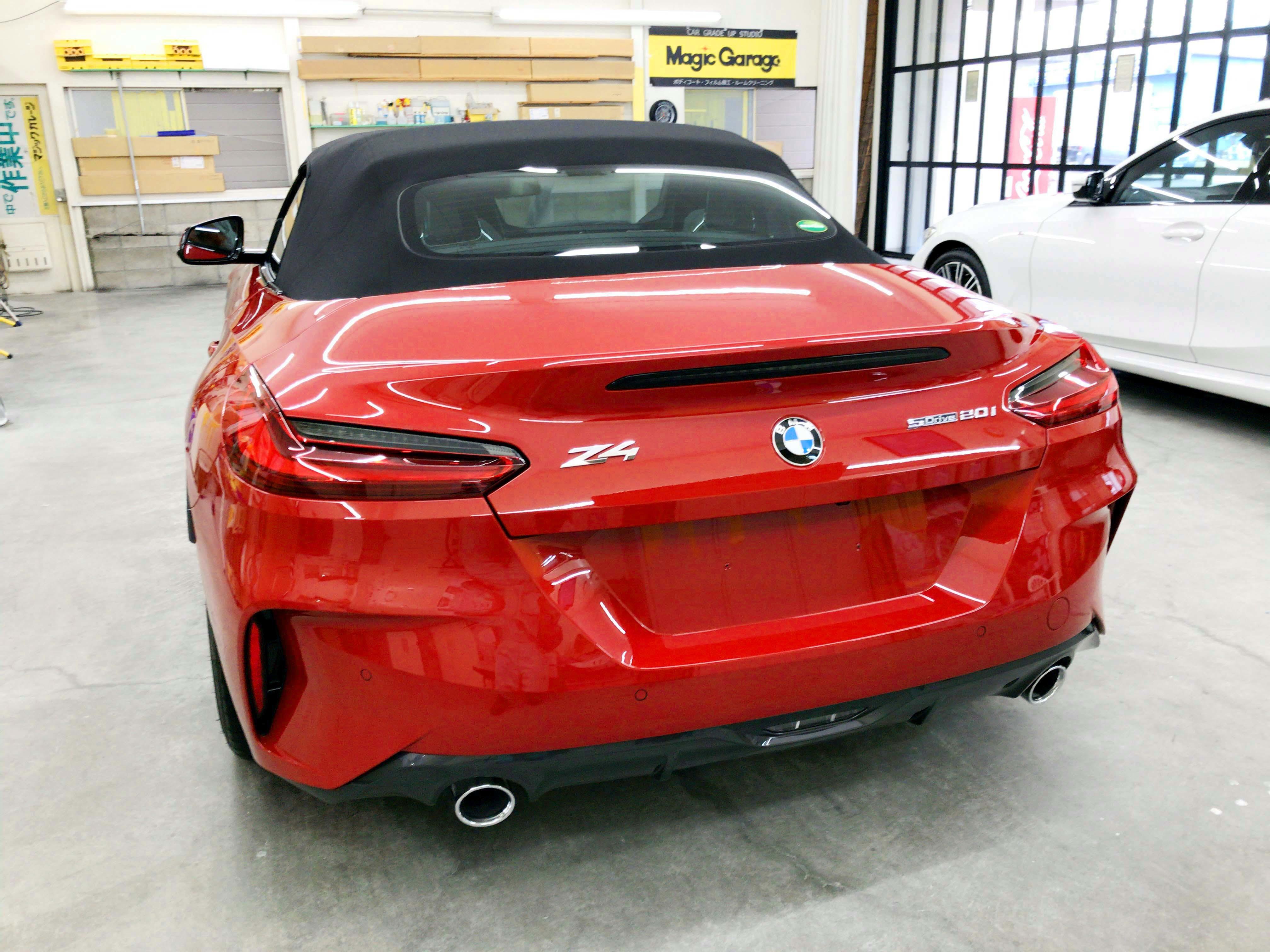 BMW Z4(G29)@スーパークリスタルガイア 04