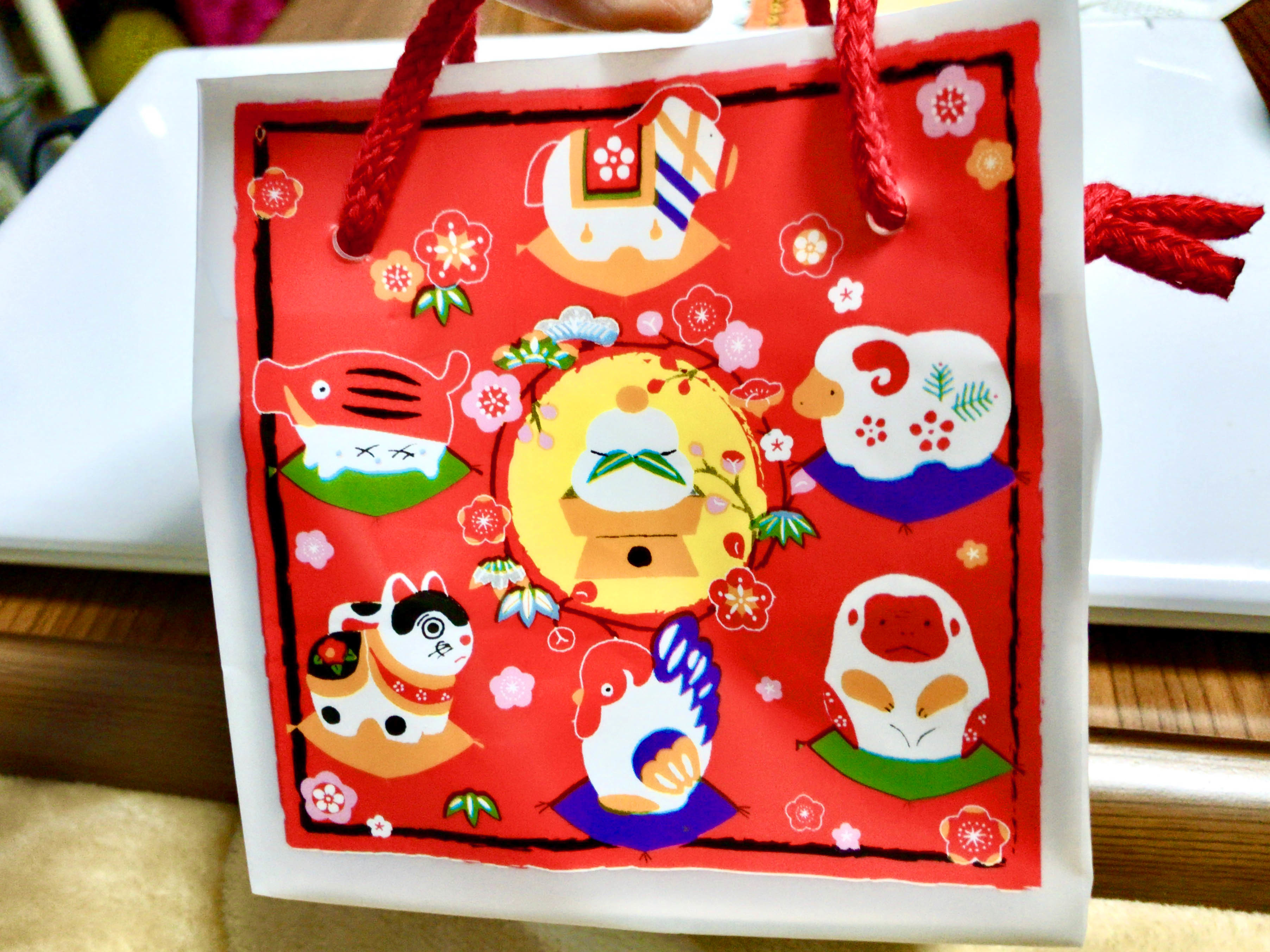焼き菓子詰め合わせ(お正月バージョン)