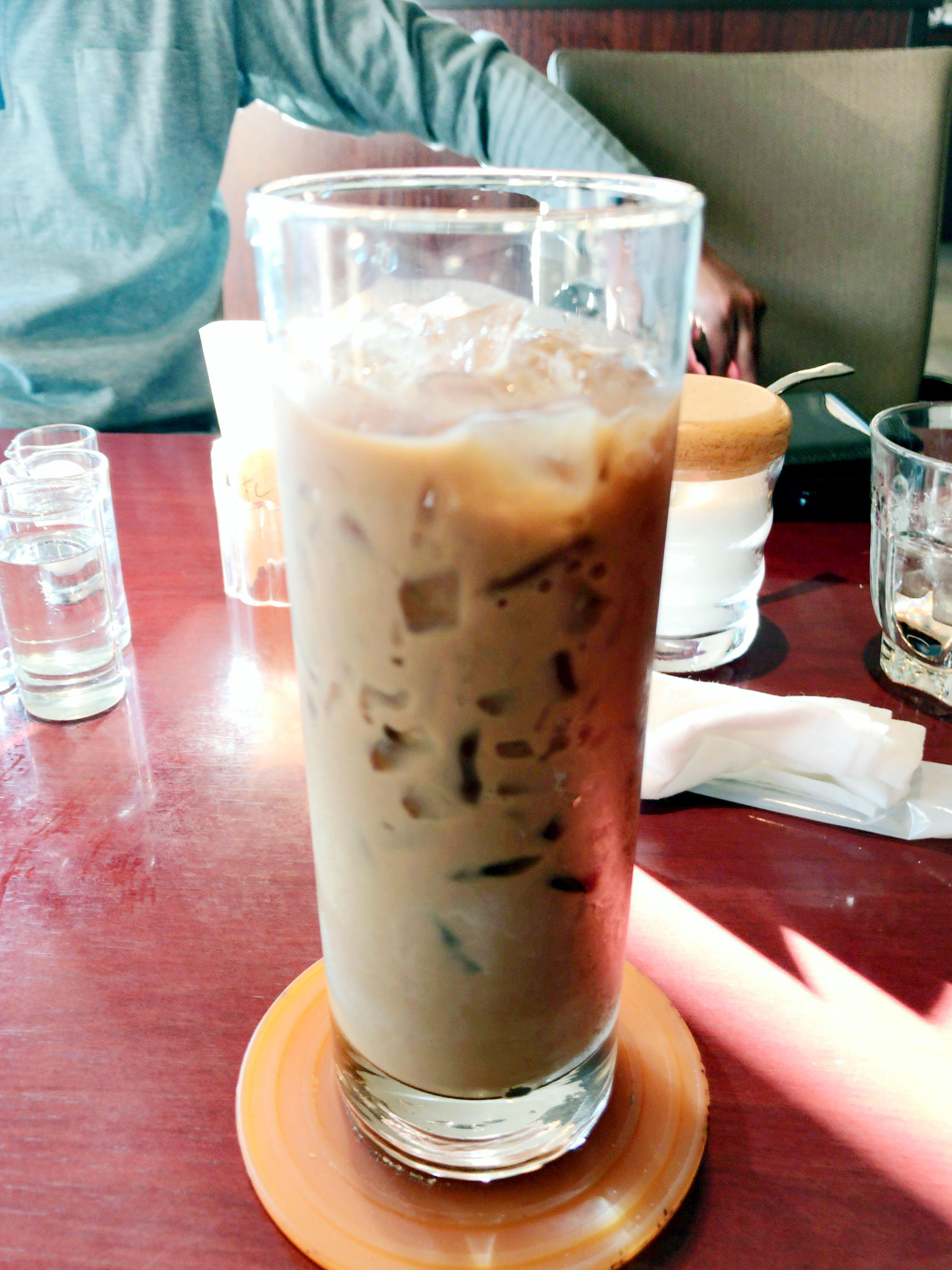 カフェオーレ 500円
