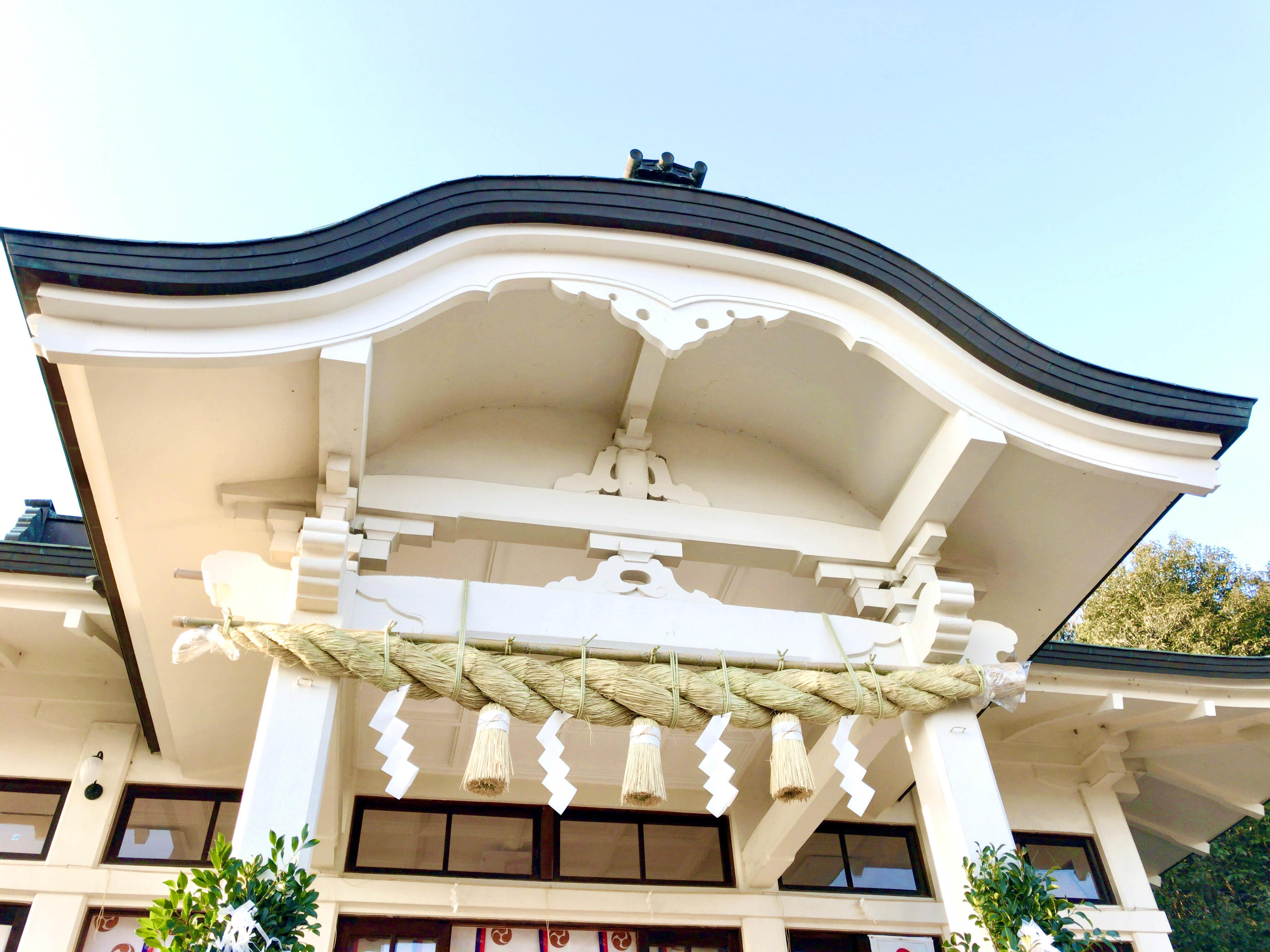 鶴尾八幡宮