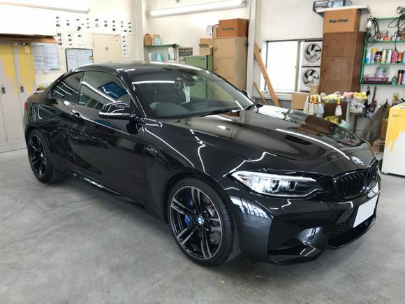 BMW M2 (F87)01