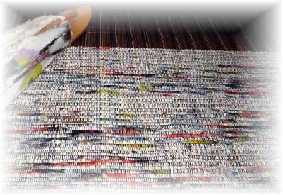 裂き織り156-1