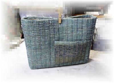裂き織りトート32-2