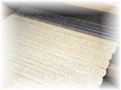裂き織りマフラー28-1