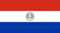 パラグアイ国旗の表