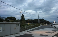 東京電力の電線