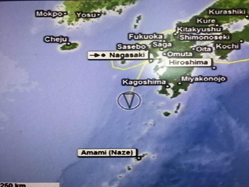 2019 長崎から奄美へ