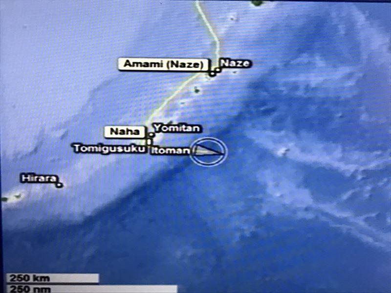 2019 琉球海溝横断