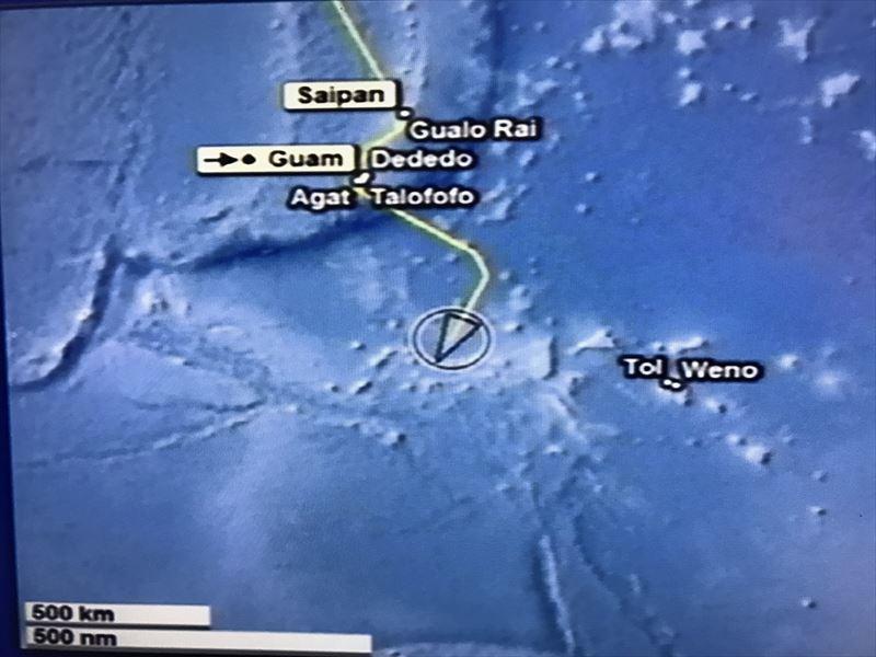 2019 パプアニューギニアへ向かう1
