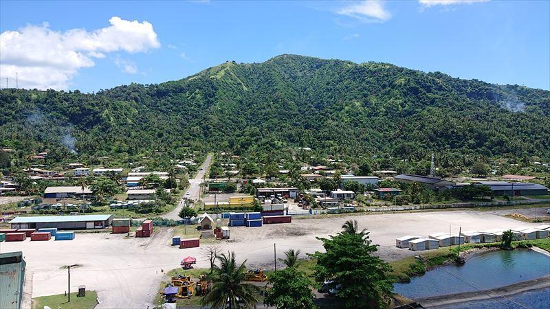 2019 パプアニューギニア ラバウル