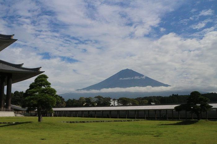 富士山と泰安堂 1 9 29