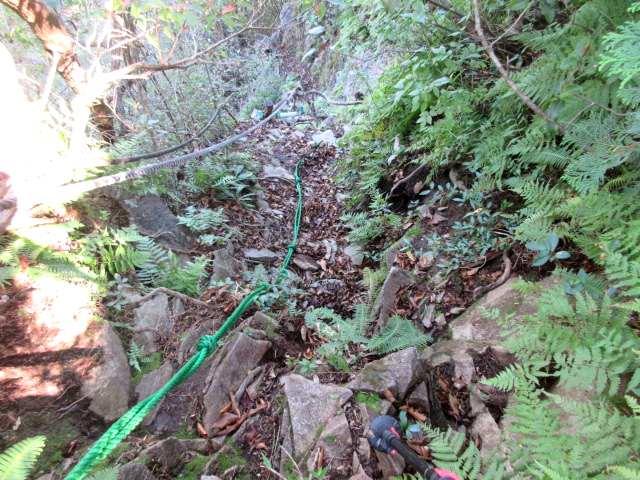 IMG0072JPGロープの岩場
