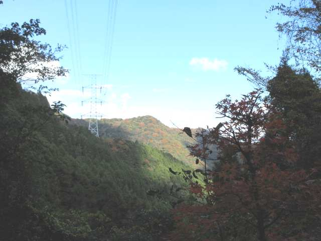 IMG0086JPG歩いた稜線