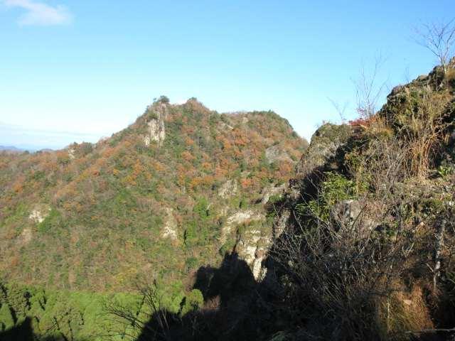 IMG0039JPGねこ山が見えてきた