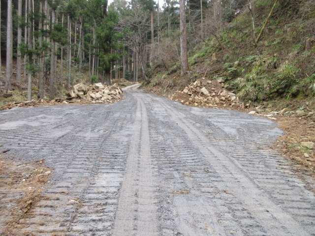 IMG0007JPG復旧作業が終わった市木林道
