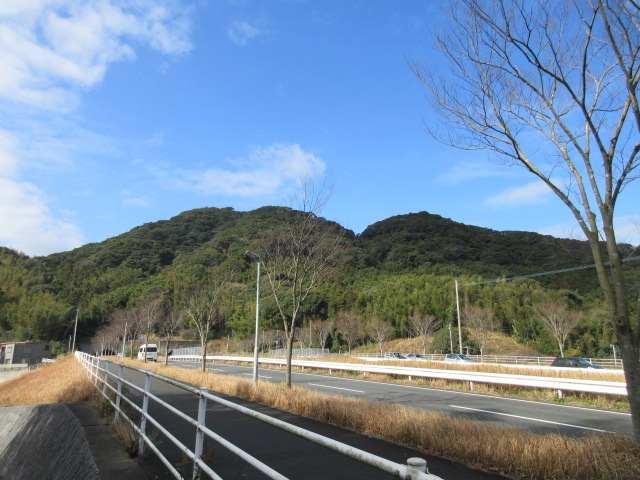 IMG0003JPG長野緑地県道から三笠山