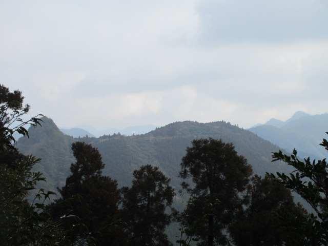 IMG0017JPG釈迦ケ岳と英彦山系