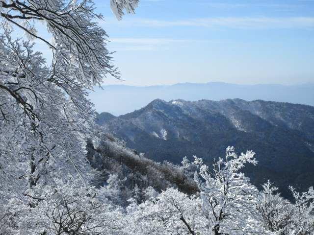 IMG0043JPG霧氷と障子ヶ岳