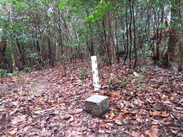 IMG0007JPG三角点の頂吉山