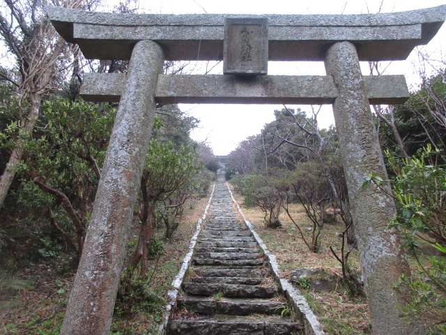 IMG0002JPG達磨山は神社の奥