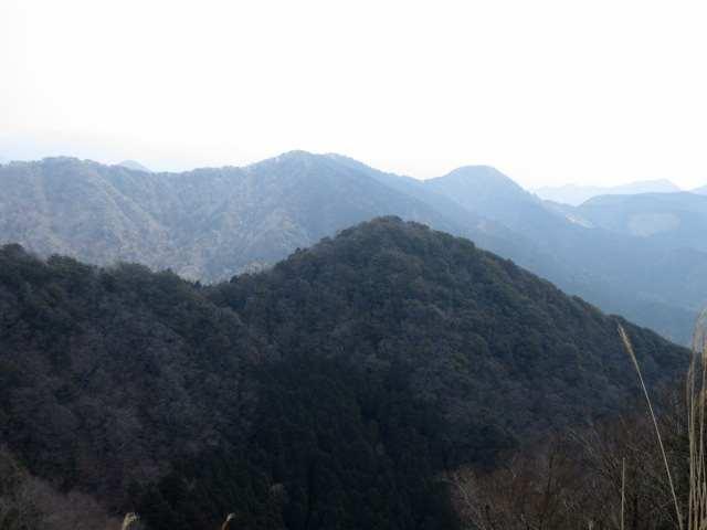 IMG0032JPG障子ヶ岳と英彦山