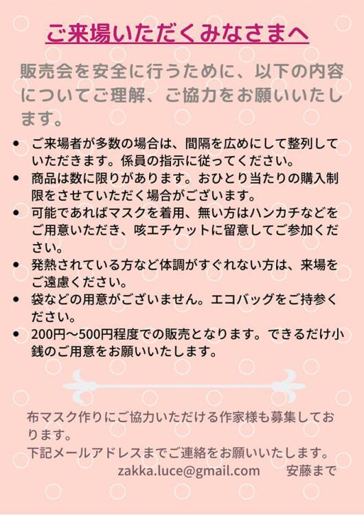 マスクフライヤー裏(1)