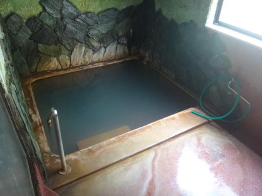 ひょうたん浴室