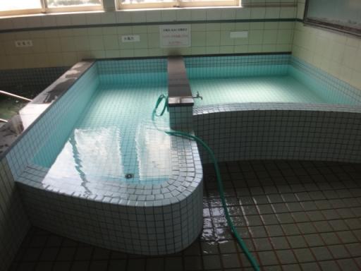 2連水風呂
