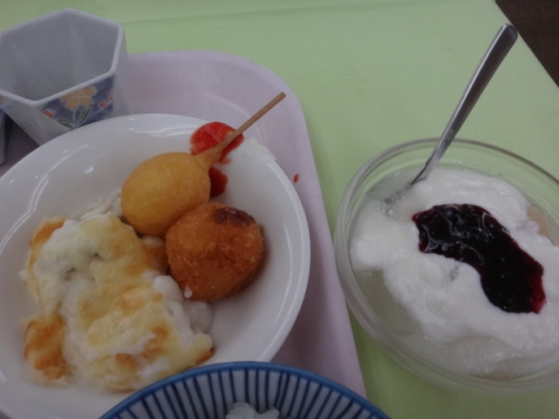 小皿+デザート