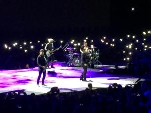 U2 2019/12/5 フロアステージ
