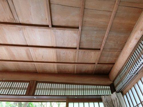 雨宮邸新座敷・1F天井3