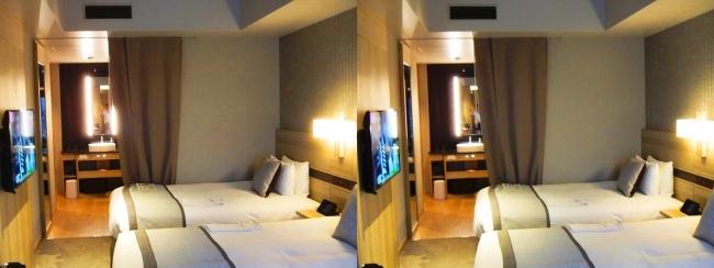ホテル京阪築地銀座グランデ 最上階スーペリアフロア(平行法)
