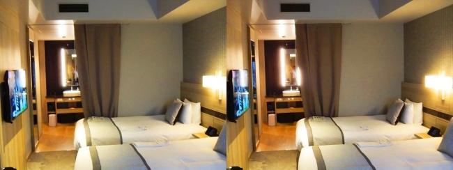 ホテル京阪築地銀座グランデ 最上階スーペリアフロア(交差法)